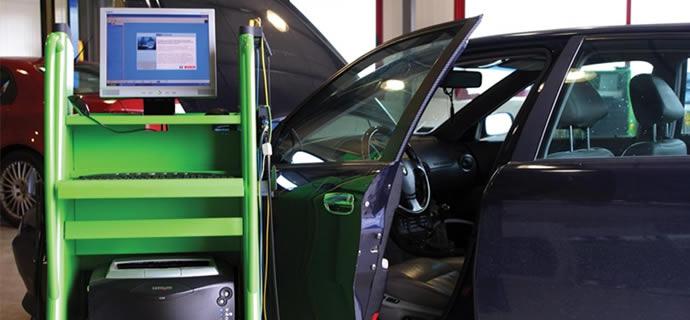 Bosch Car Service Αυτοκινήτων